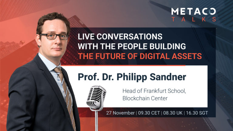 TRUCTURAL TRENDS BEHIND CRYPTO'S RISE W/ PROF. DR. PHILIPP SANDNER