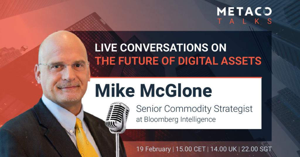 Building Investment Thesis for Bitcoin with Mike McGlone Senior Commodity Strategist Bloomberg Intelligence