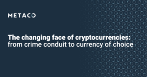 The changing face of cryptocurrencies: from crime conduit to currency of choice